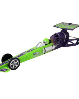 002503 - Blurzz™ Rocket-Powered Dragster Green Mantis™ -0