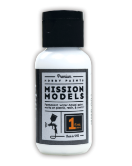 Mission Models White
