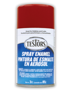 Testors Dark Red Gloss