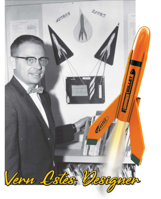 Vern with the Astron Scout